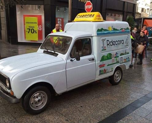 Furgo Vintage Rdecora Vigo