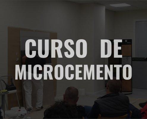 Nuevo Curso de Microcemento
